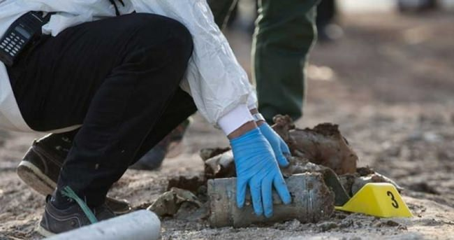 Hatay'a Suriye'den 17 top mermisi düştü