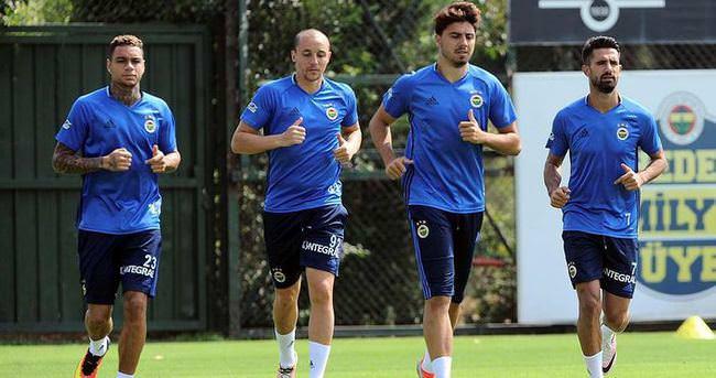 İşte Fenerbahçe'nin Monaco 11'i