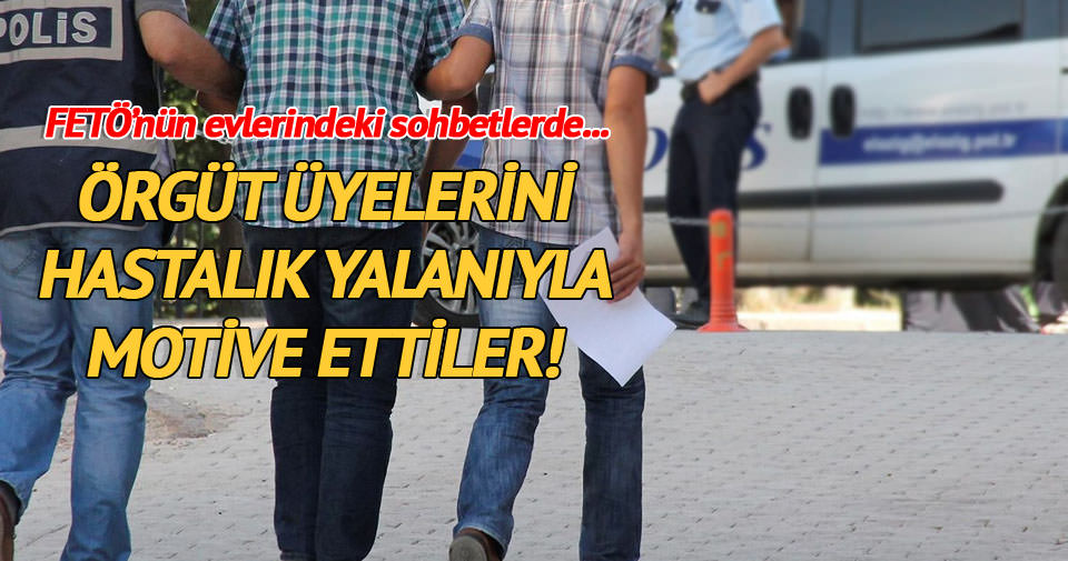 'Sohbetlerde Gül ve Erdoğan'ın hasta olduğu söyleniyordu'