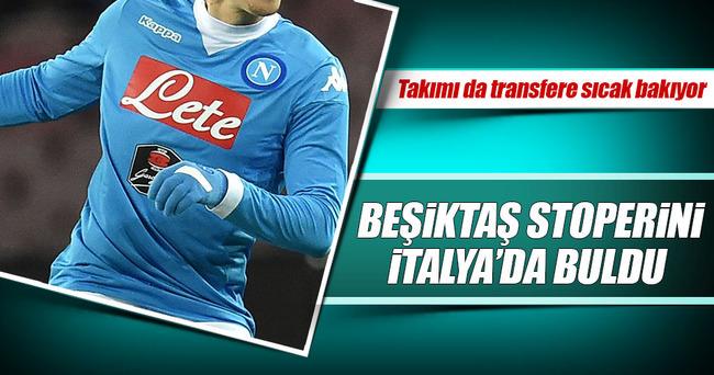 Beşiktaş'ın yeni stoper adayı İtalya'dan