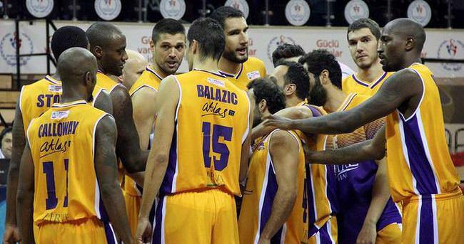 Gaziantep Basketbol'a kayyum şoku!