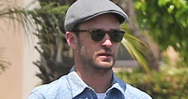 Justin Timberlake koruma tuttu