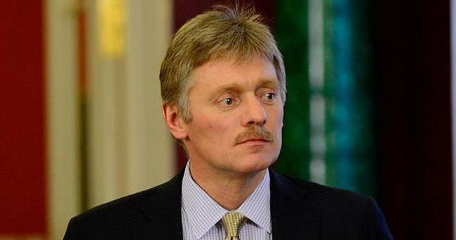 Kremlin'den düşürülen Rus uçağına ilişkin açıklama