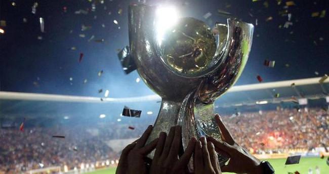 Beşiktaş - Galatasaray Süper Kupa maçı biletleri tükendi