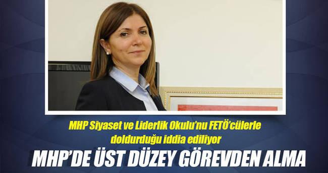 MHP'de Zühal Topçu görevden alındı