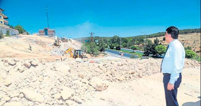 Başkan Rıdvan Fadıloğlu: İpek Yolu trafiği çok rahatlayacak