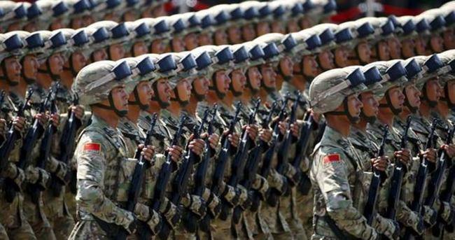 Çin'in Toprak Askerleri ABD'de