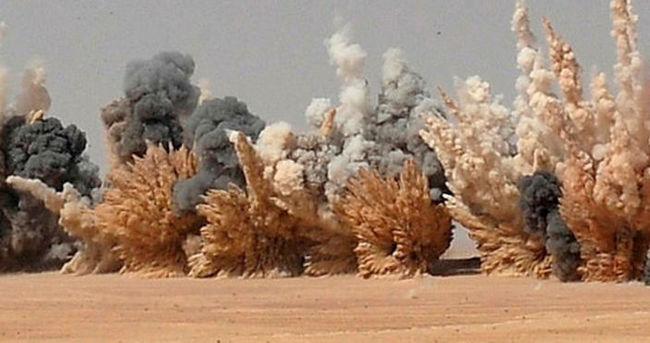 ABD'den Libya'ya hava saldırısı