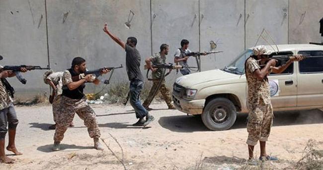 BM'den ABD'ye Libya desteği