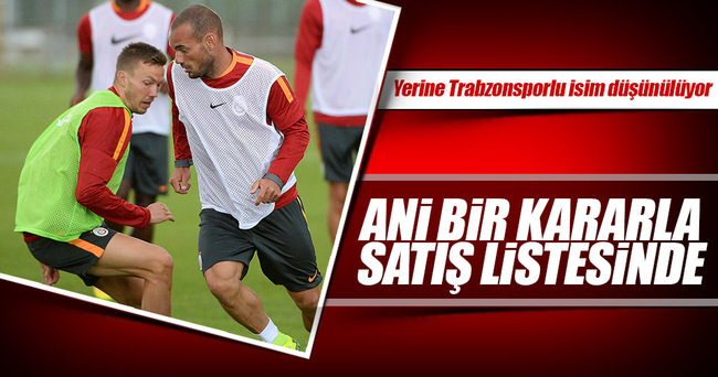 Galatasaray'da Linnes satış listesinde!