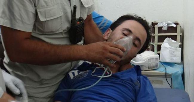 Suriye'de saldırı