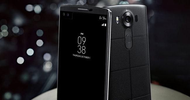 LG yeni telefonunu açıkladı