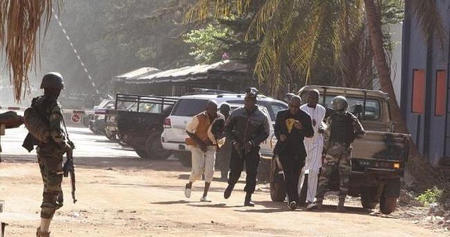 Mali'de saldırı
