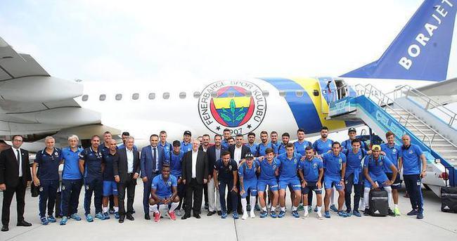 Fenerbahçe, Monaco'ya 'iki eksikle' gitti