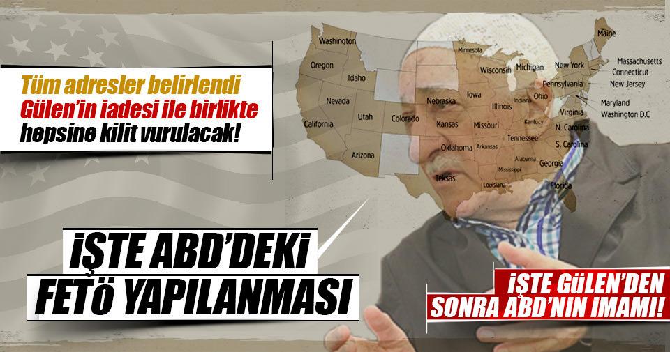Gülen'in iadesi ile birlikte tüm kurumlara kilit vurulacak