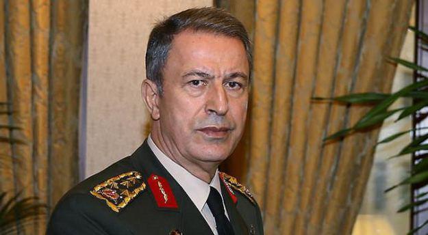 Genelkurmay Başkanı Akar'ın koruması tutuklandı