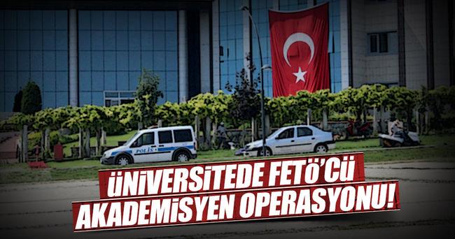 Pamukale Üniversitesi'nde 46 gözaltı