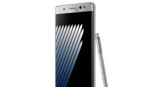 Samsung Galaxy Note 7 resmen açıklandı. İşte özellikleri!