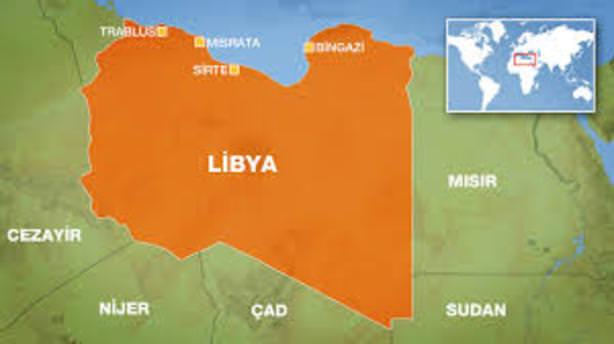 Libya'da intihar saldırısı