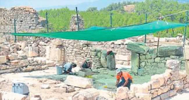 Rhodiapolis'te yeni sezon çalışmaları