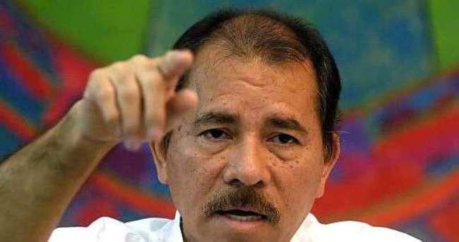 Nikaragua'da devlet başkanlığı seçimi