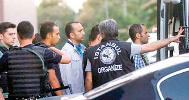 İstanbul'da 250 hakim ve savcı cezaevinde