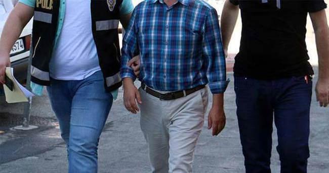 Manisa'da 31 polis ve 1 savcı gözaltında