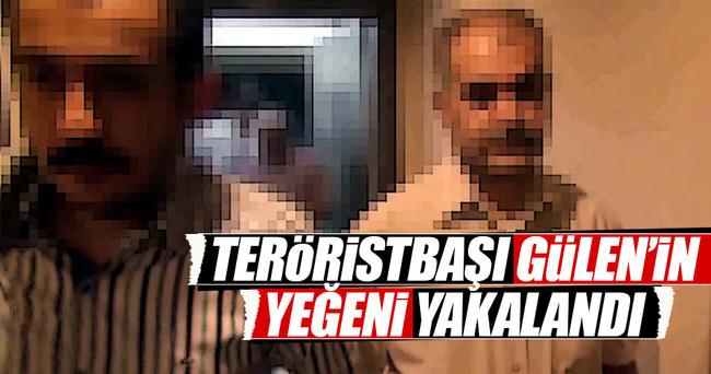 Fethullah Gülen'in yeğeni Gaziantep'te yakalandı