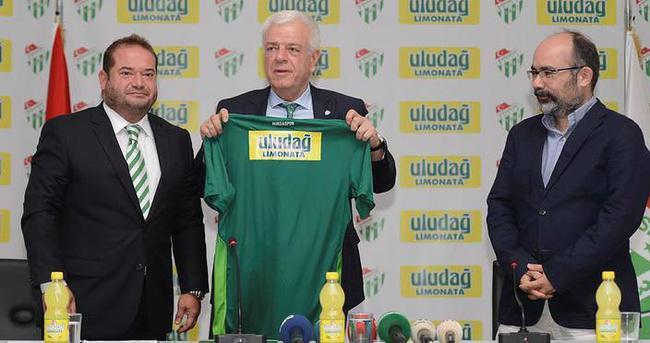 Bursaspor'a yeni sponsor