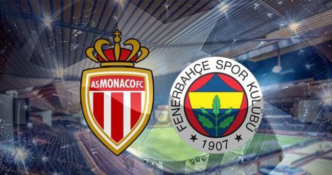 Monaco - Fenerbahçe maçı hangi kanalda? Şifresiz mi?