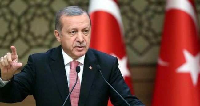 Cumhurbaşkanı Erdoğan o tweetleri retweet etti!