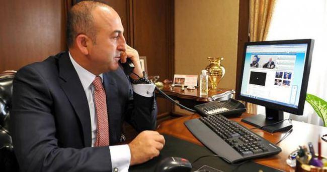 Bakan Çavuşoğlu, Finlandiya Dışişleri Bakanı Soini ile görüştü