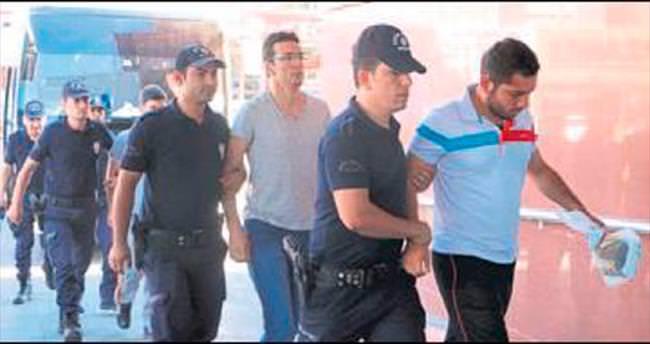 Fetö'cü askerler cezaevine konuldu