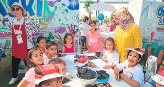 Şahin'den kızlara EXPO 2016 gezisi