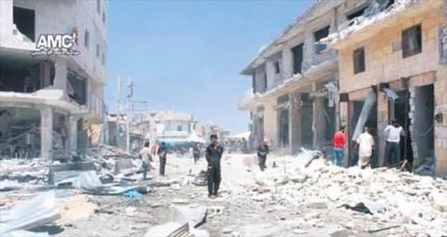 Muhalifler Halep kuşatmasını kırıyor