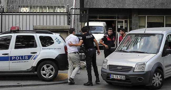 Ankara'da 43 infaz koruma memuruna gözaltı
