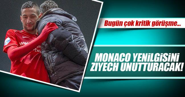 Monaco maçını transfer unutturacak!