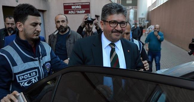 Hacı Boydak FETÖ/PDY operasyonu kapsamında gözaltına alındı