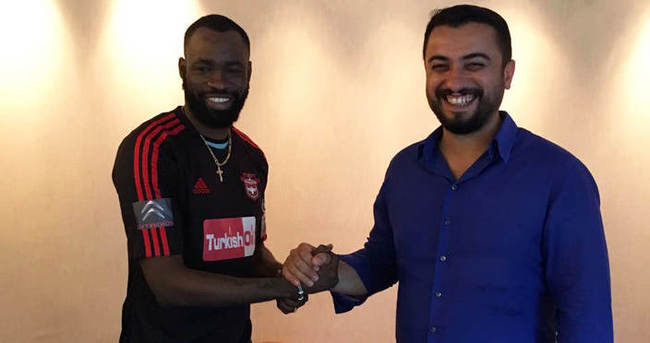 Angan, Gaziantepspor'a transfer oldu