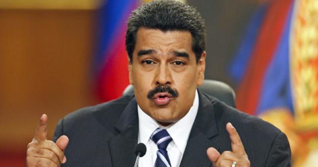 Venezuela lideri muhalefete meydan okudu