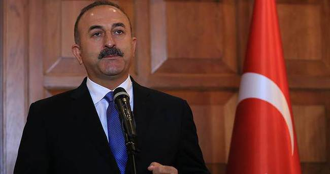 Dışişleri Bakanı Çavuşoğlu'dan Avusturya Başbakanı'na yanıt