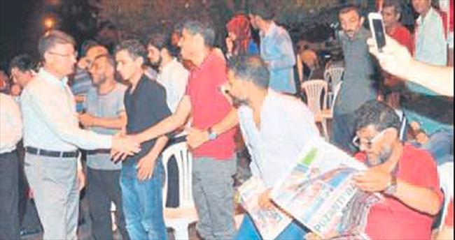 Demokrasi nöbetinde okunan gazete: SABAH