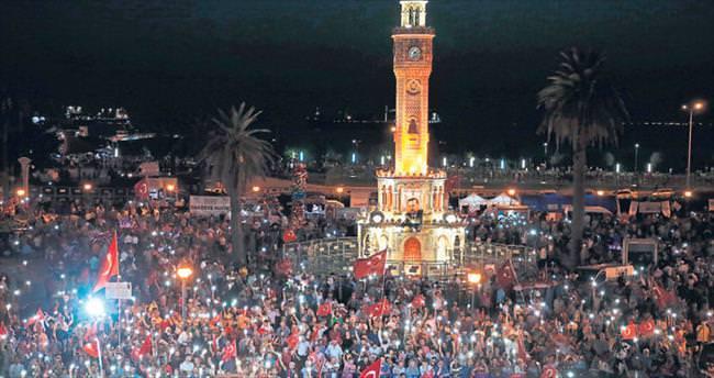 Tarihe tanıklık için İstanbul'a akacaklar