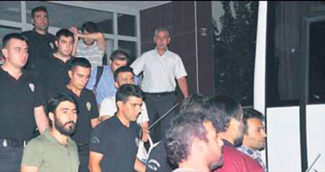 Kırıkkale'de 28 kişiye tutuklama