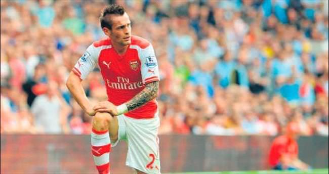 İlaç yine Arsenal'den geldi