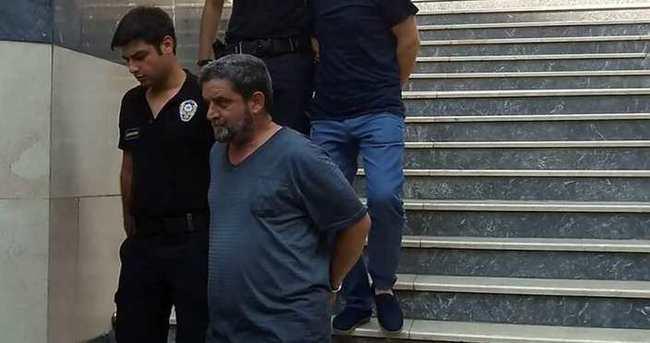 Mümtazer Türköne'nin de aralarında bulunduğu 12 şüpheli tutuklandı
