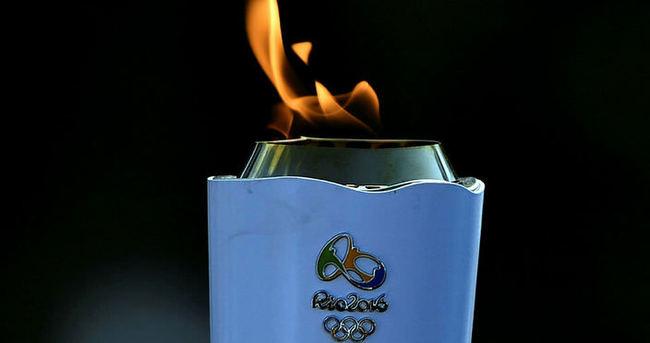 Rio'da samba değil olimpiyat zamanı