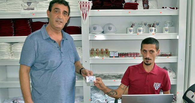 Bandırmaspor'da Passolig satışları başladı
