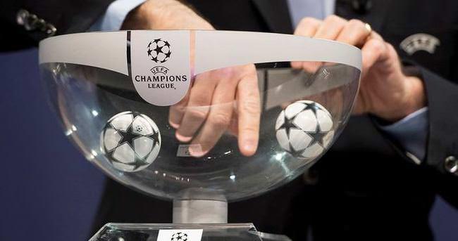 İşte Şampiyonlar Ligi play-off turu eşleşmeleri