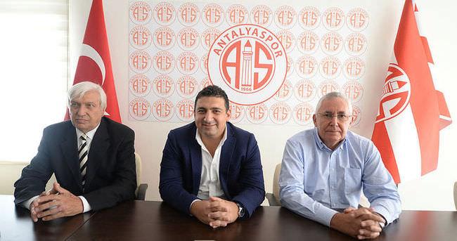 Örs ve Hakyemez, Antalya'daki hedeflerini açıkladı